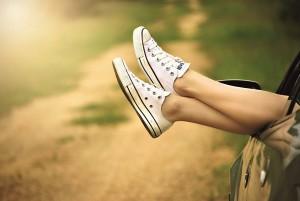 schoenen veerkracht